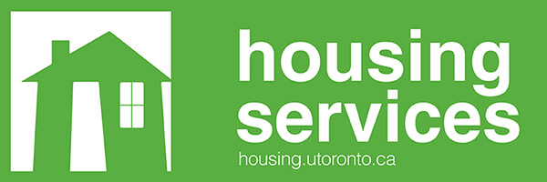 Banner graphic for U of T Housing services