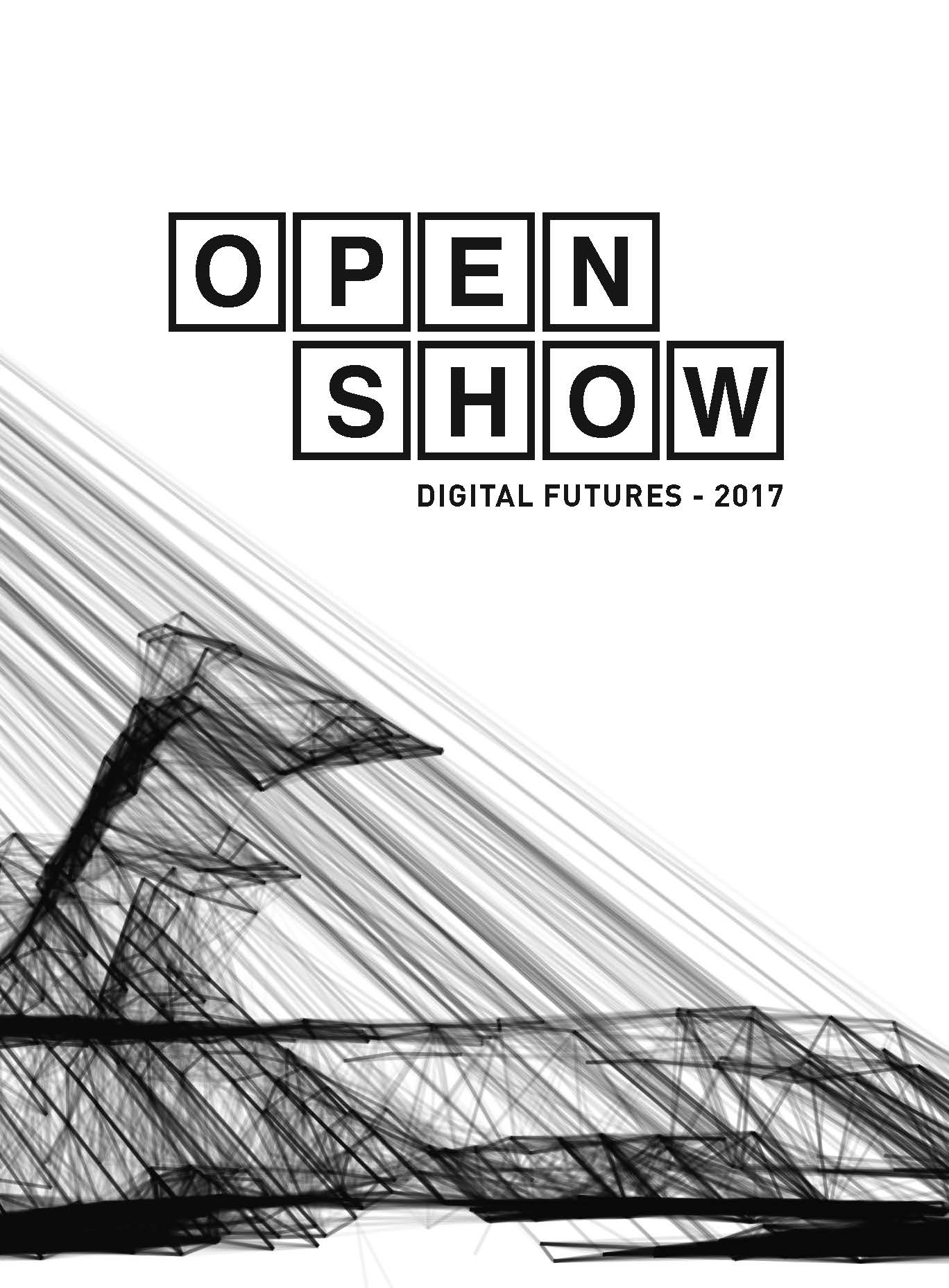 Cover of DF Open Show 2017