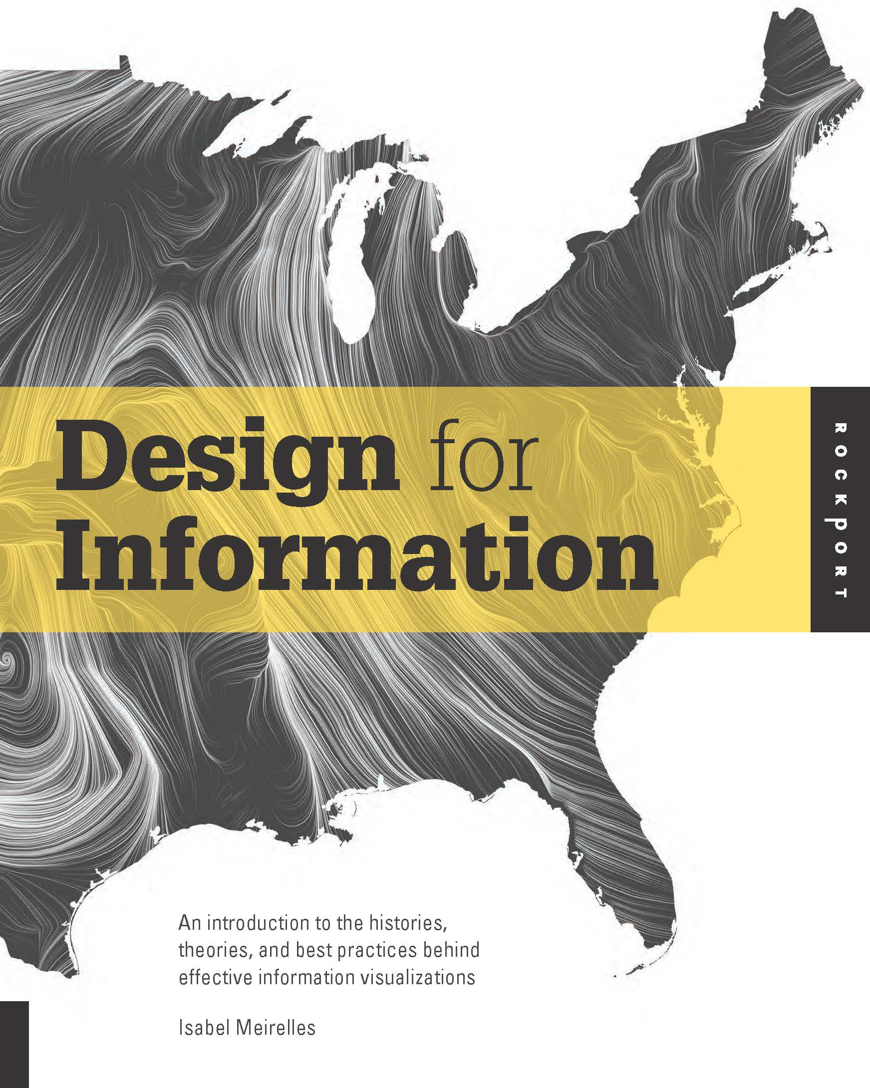 Cover of Design For Information book