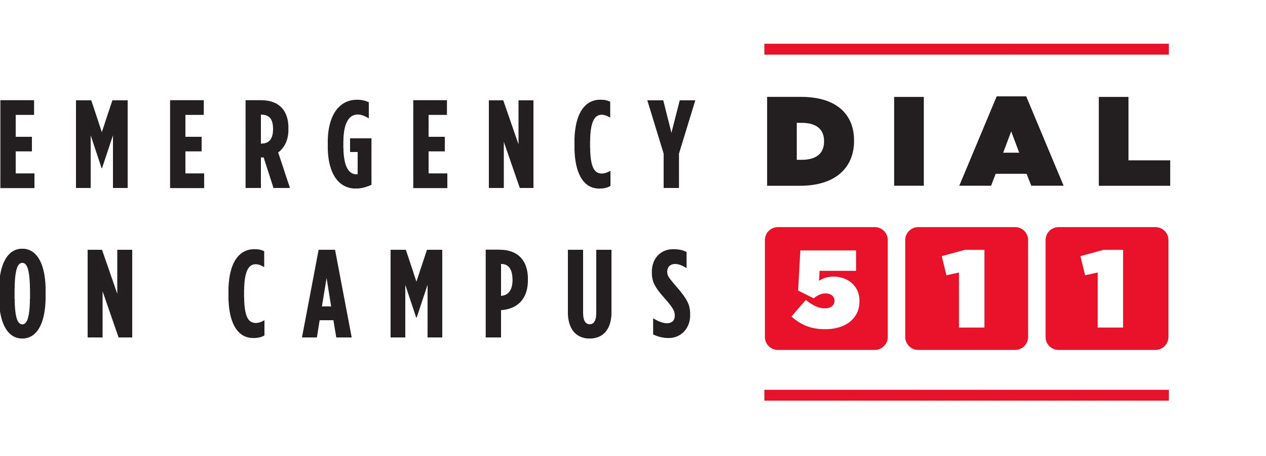 Dial 5-1-1 on Campus During an Emergency