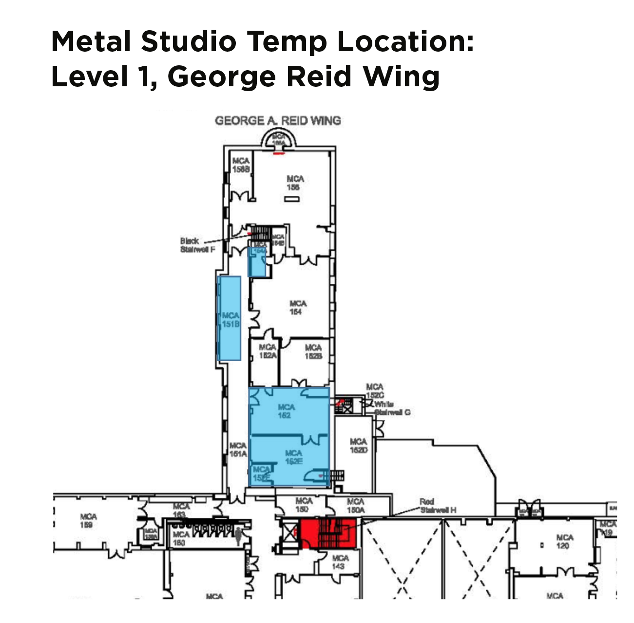 Metal-studio-temp location