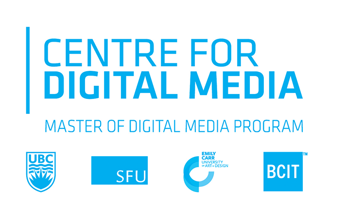 Master of Digital Media @ the Centre for Digital Media