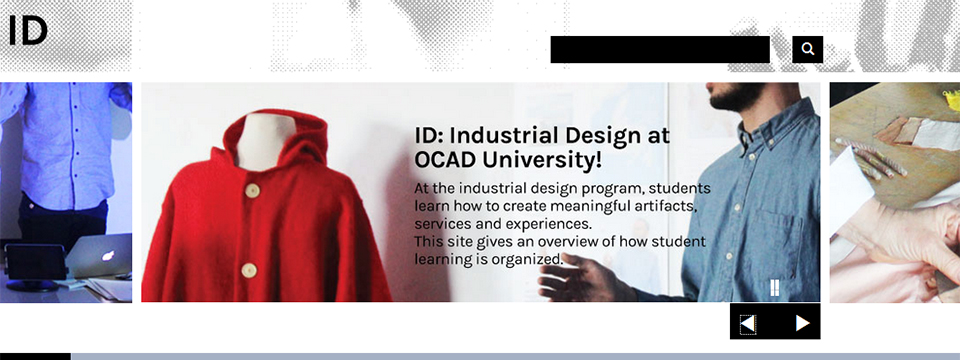 Industrial Design Curriculum